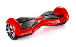 Red Super Lamborghini 8 inch Bluetooth Hoverboard