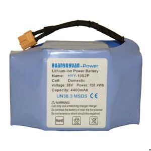 UL Certified Hoverboard Batteries