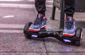 Are hoverboards illegal in Vancouver?